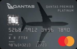 100,000 bonus Qantas Points + 75 bonus Status Credits with the Qantas Premier Platinum Mastercard