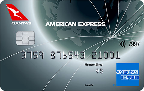 Qantas American Express Ultimate