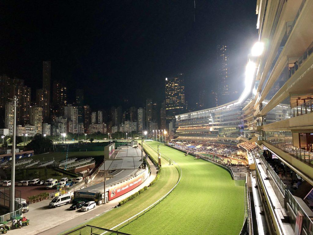 Happy Valley Racecourse Hong Kong