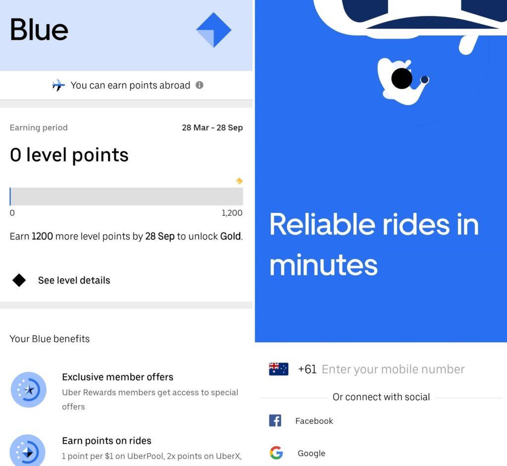 Uber Blue