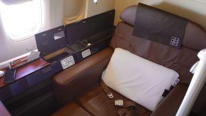 Japan Airlines First Class coming back to Sydney: plenty of award availability!