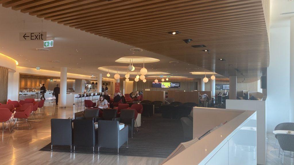 Qantas Club Canberra