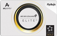 Air New Zealand Airpoints elite card