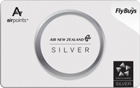 Air New Zealand Airpoints silver card