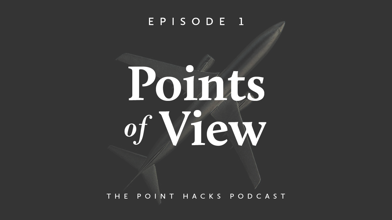 Ep 1 - The story of Point Hacks (w/ Keith Mason)