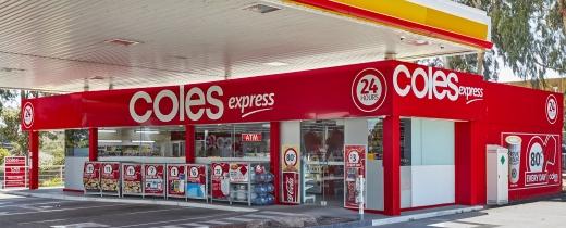 coles-express fuel outlet