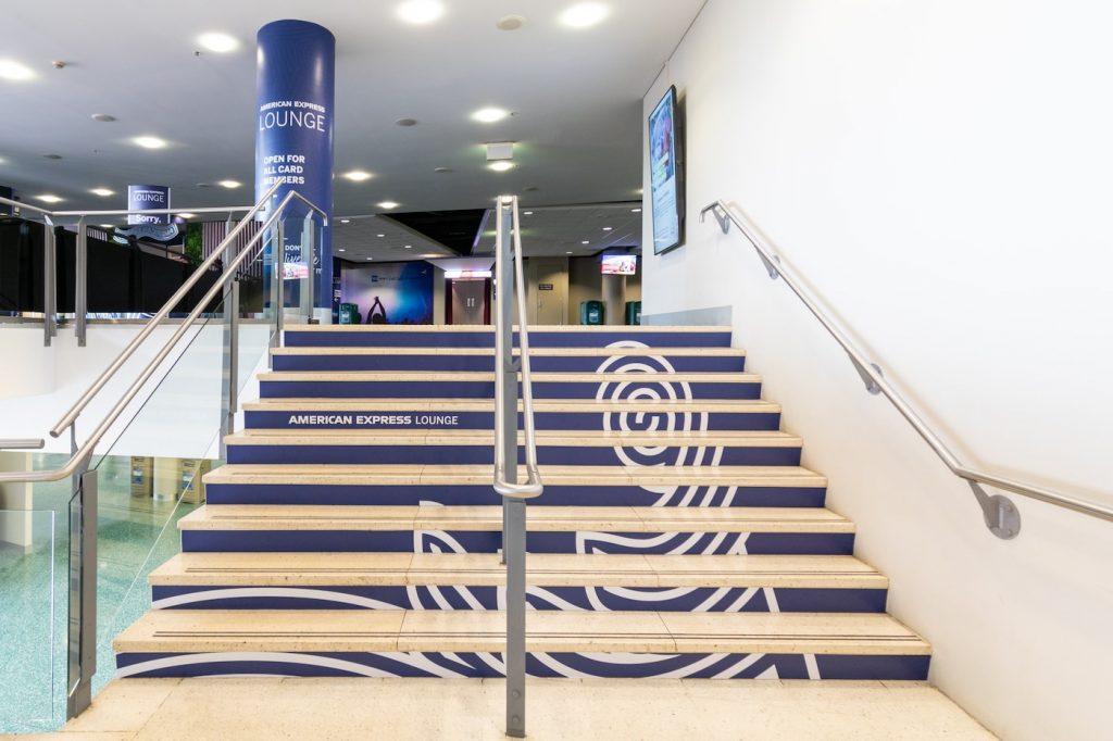 American Express Invites Qudos Bank Arena