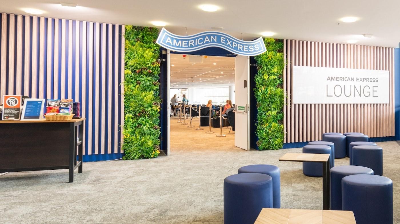 American Express Invites Lounge Qudos Bank Arena