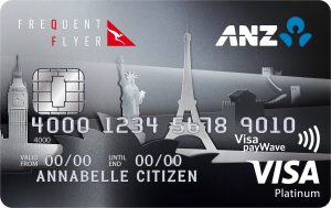 Ends Thursday: 75,000 bonus Qantas Points and $0 first year annual fee with the ANZ Frequent Flyer Platinum
