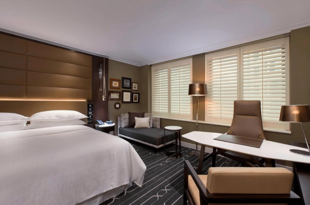 Sheraton Hotel Sydney