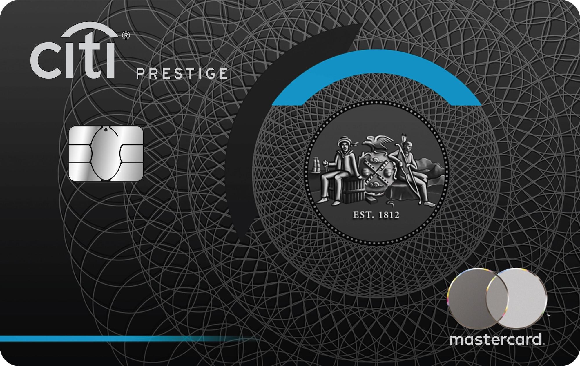 Citi Prestige Mastercard