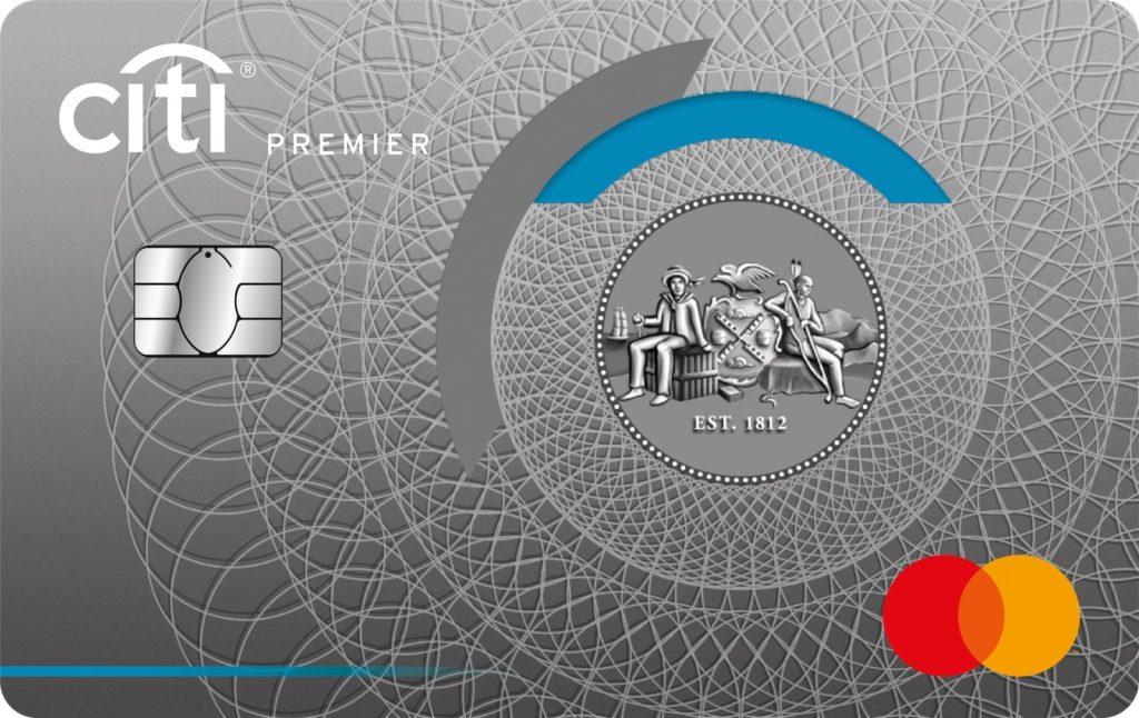 Citi Premier Mastercard