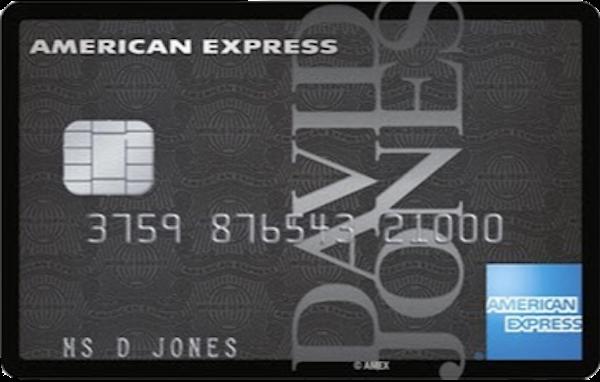 David Jones American Express