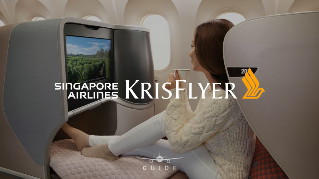 New to the KrisFlyer Program? Start here!
