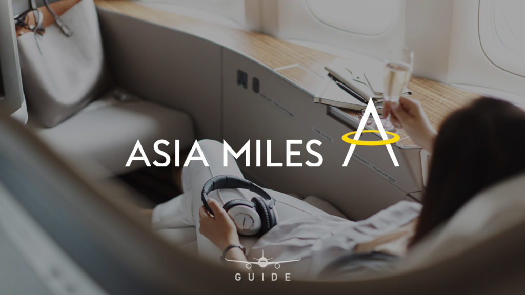 New to Asia Miles Start here!