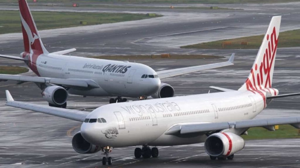 Qantas & Virgin Australia's repatriation flights cost