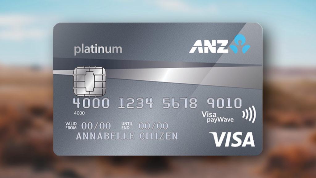 ANZ Platinum Card