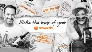 How to redeem Woolworths Rewards Points
