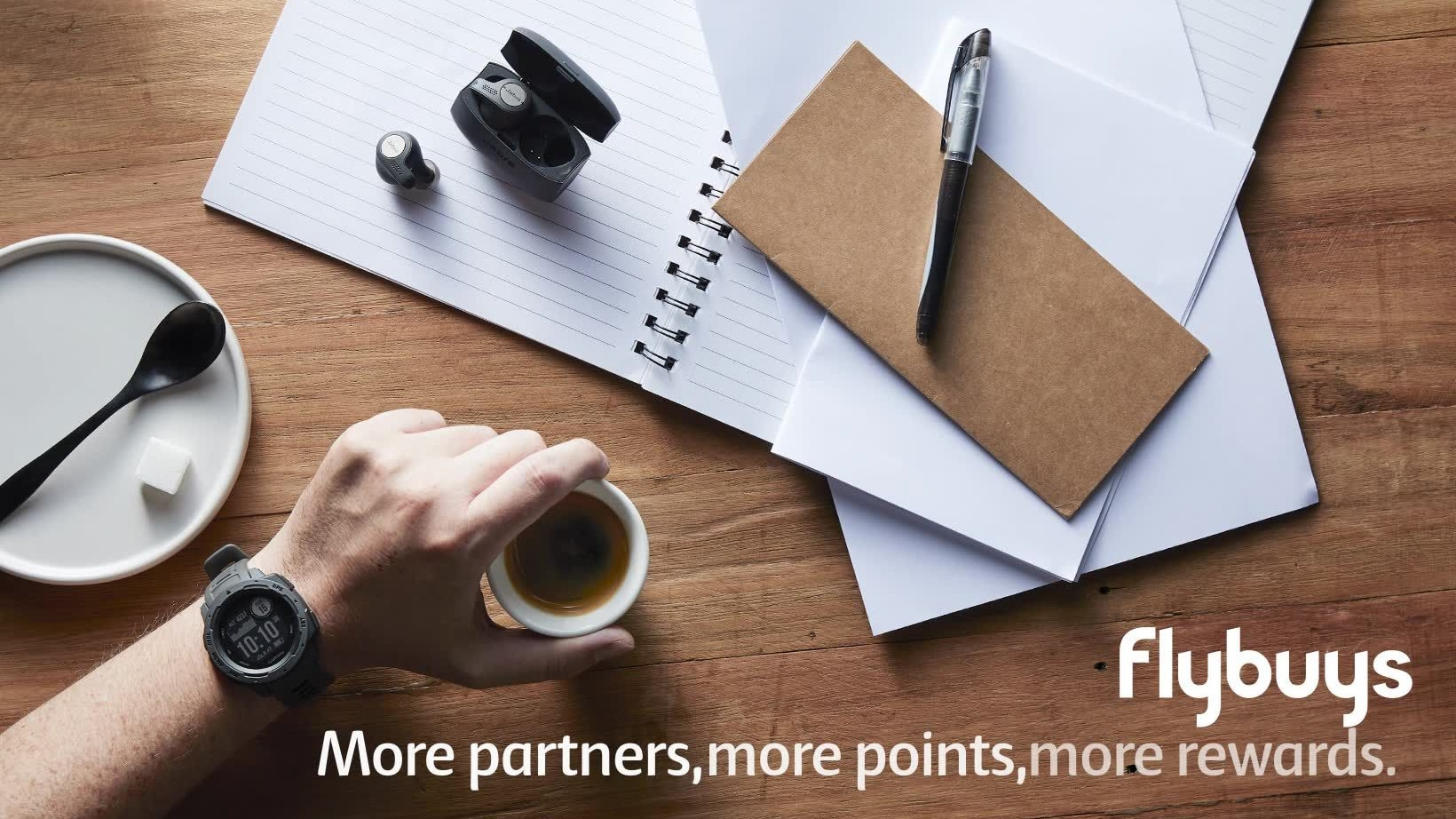 Earning flybuys points guide
