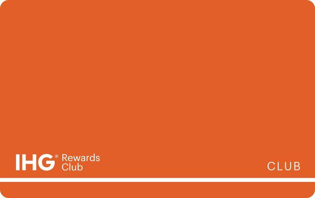 IHG Club card