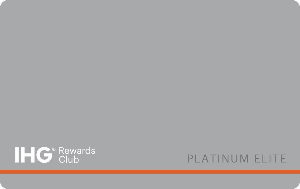 IHG Platinum Elite Card