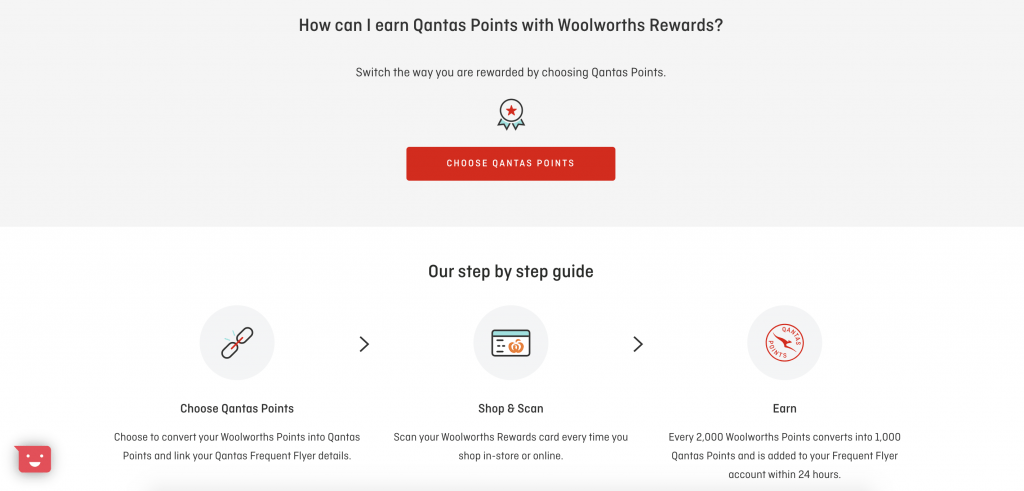 Qantas-Woolworths-Rewards-account-linking