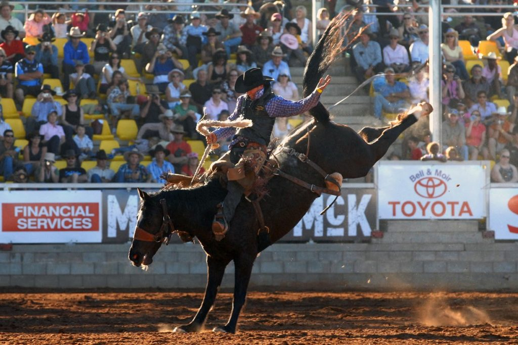 Mount Isa Rotary Rodeo