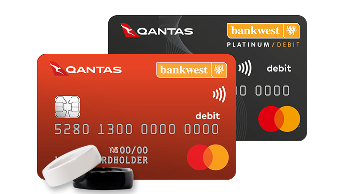 Earn frequent flyer points using a debit card