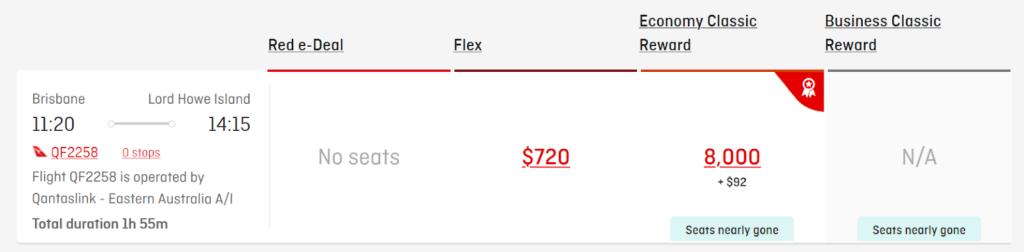 Qantas Regional Economy