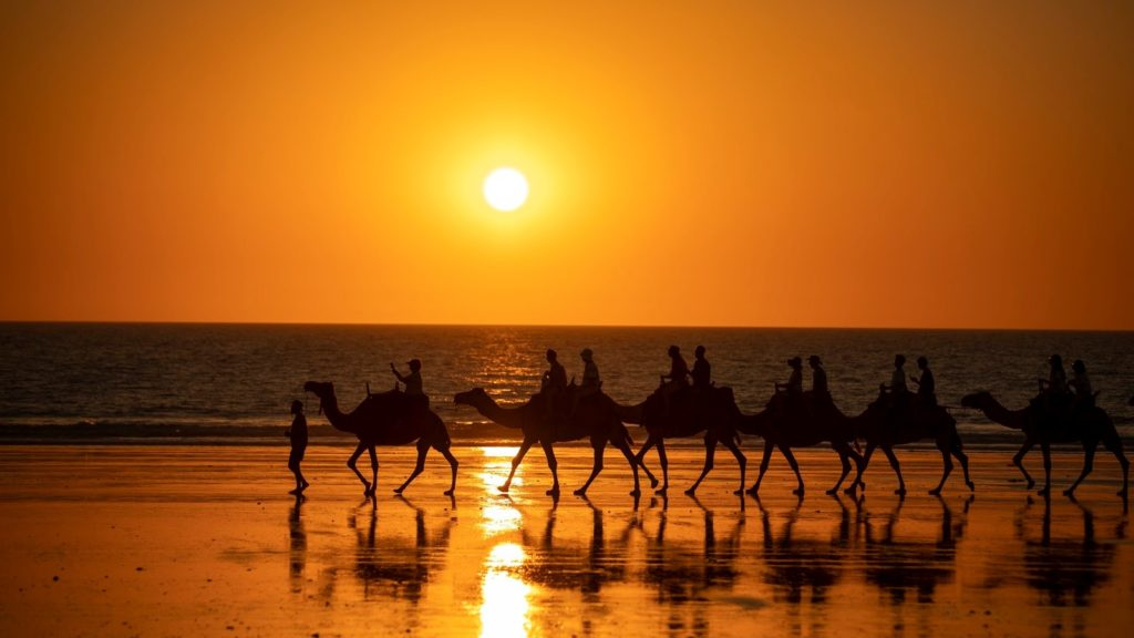 Getting to Broome using Qantas Points