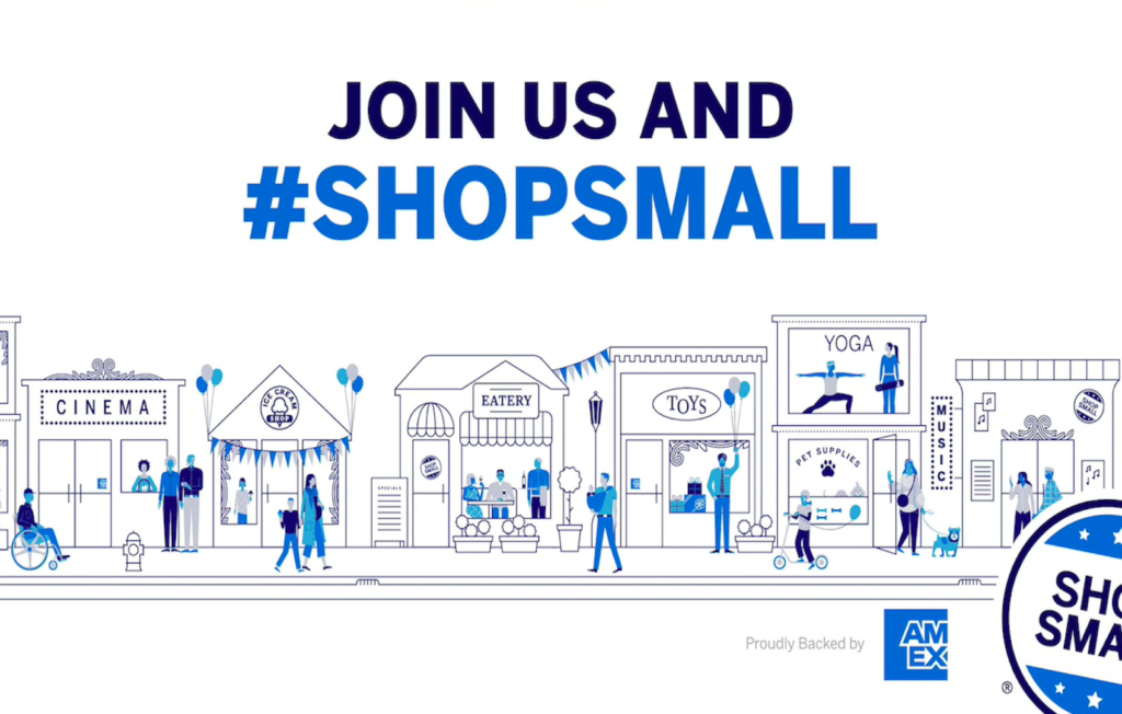 American Express Shop Small Promotion will run from 10 June to 31 August 2020
