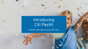 Your guide to earning points with Citi PayAll