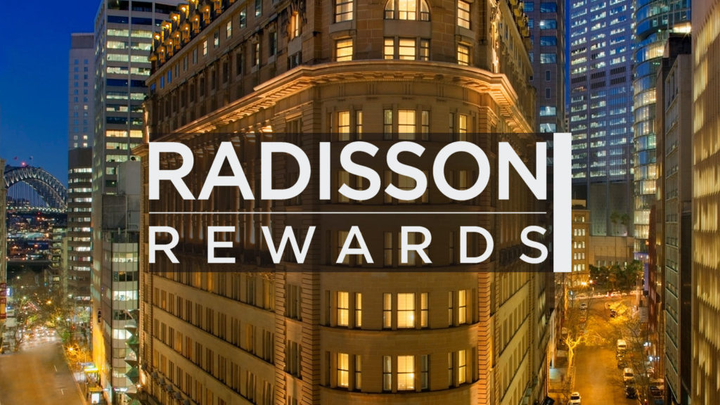Introduction to Radisson Rewards program