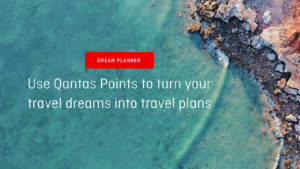 Your guide to Qantas Dream Planner and real-time reward seat notifications