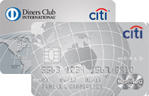 Diners Club Card and Mastercard