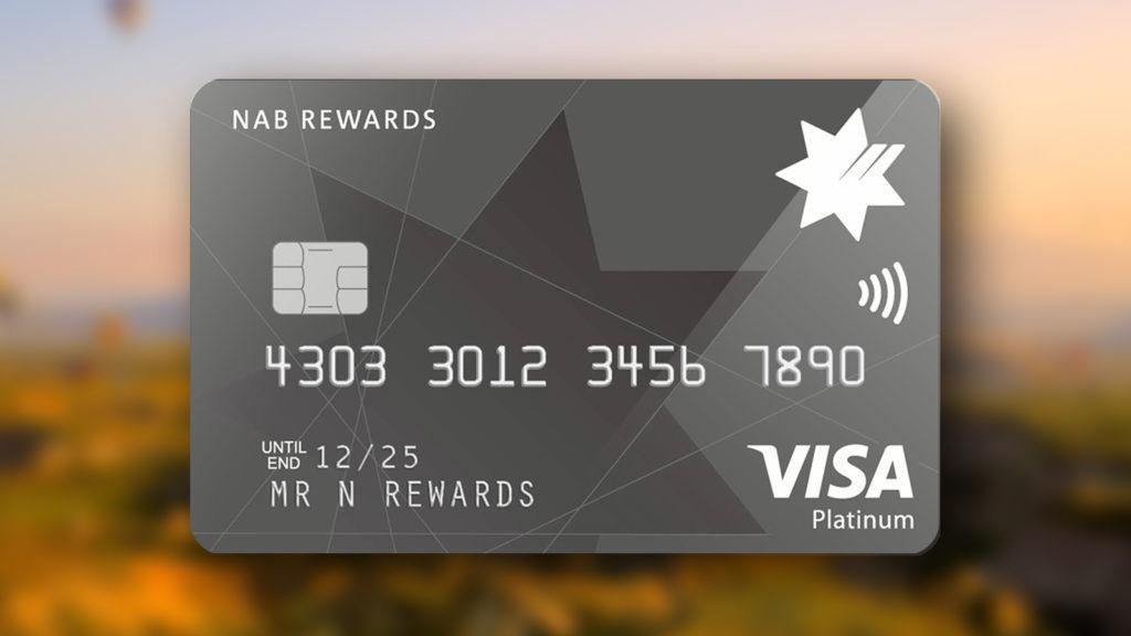 NAB Rewards Platinum Visa | Point Hacks