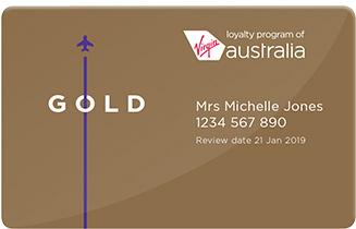 Velocity Gold Card