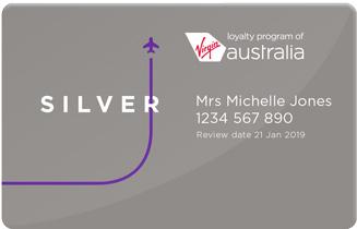 Velocity SilverCard