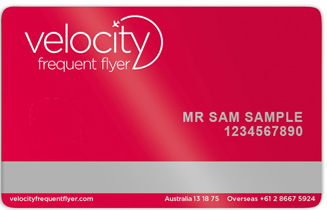 Velocity Red Card