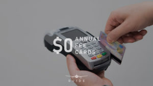 Best $0 annual fee credit cards that earn points [August 2020]