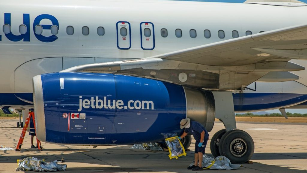 JetBlue Airways Airbus A320