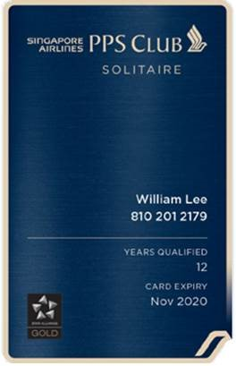 New PPS Solitaire Card
