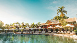 Where can you earn the most points at hotels in Australia?
