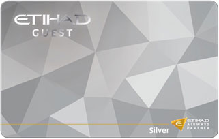 Etihad Silver Tier Card