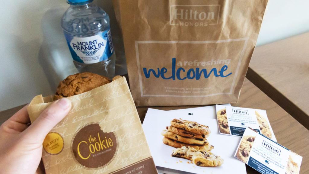Hilton Doubletree Treats