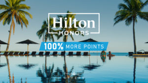 Hilton Honors offering 100% bonus on points purchases: best price