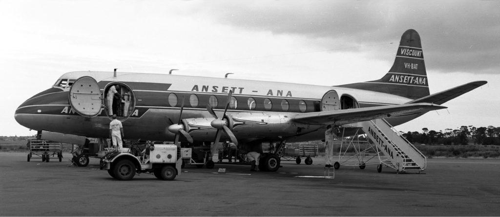 Ansett - Ana plane