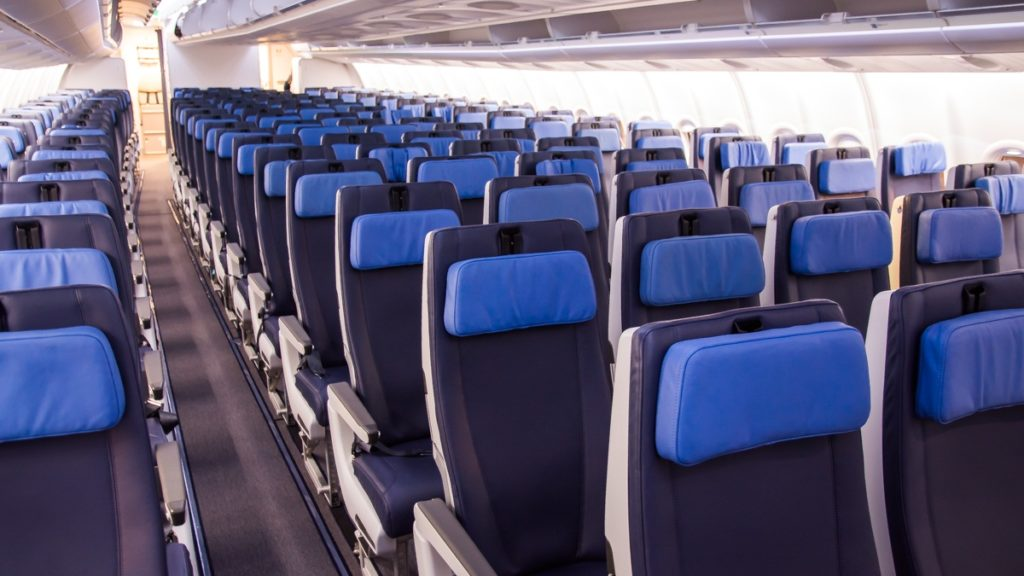 Economy Class Seat - AirlineGeeks - Joao Machado