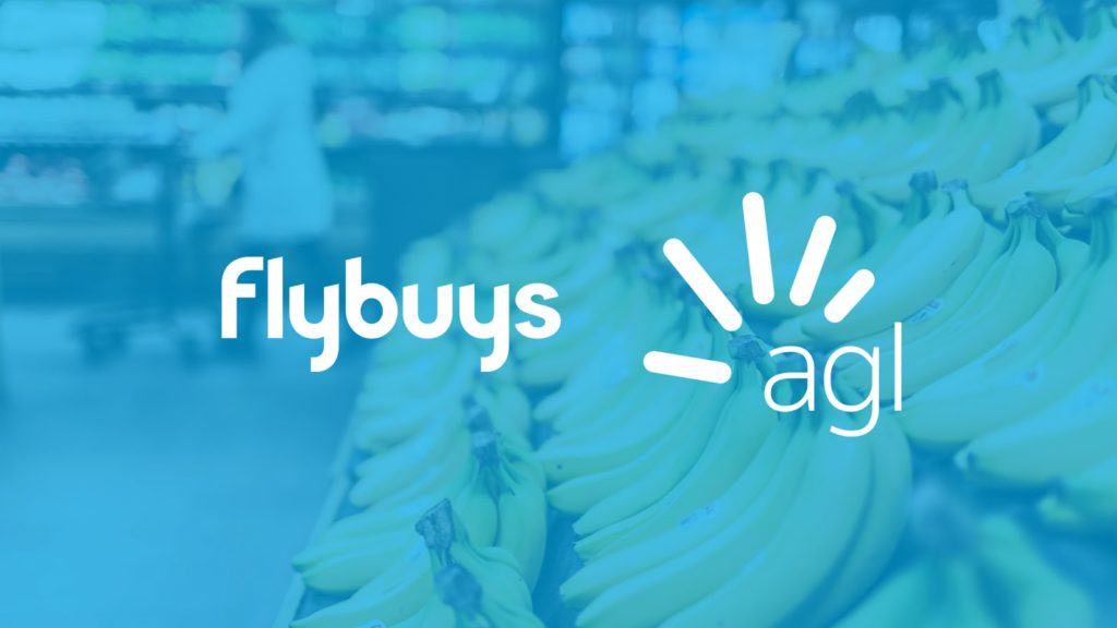 flybuys and AGL Energy logos