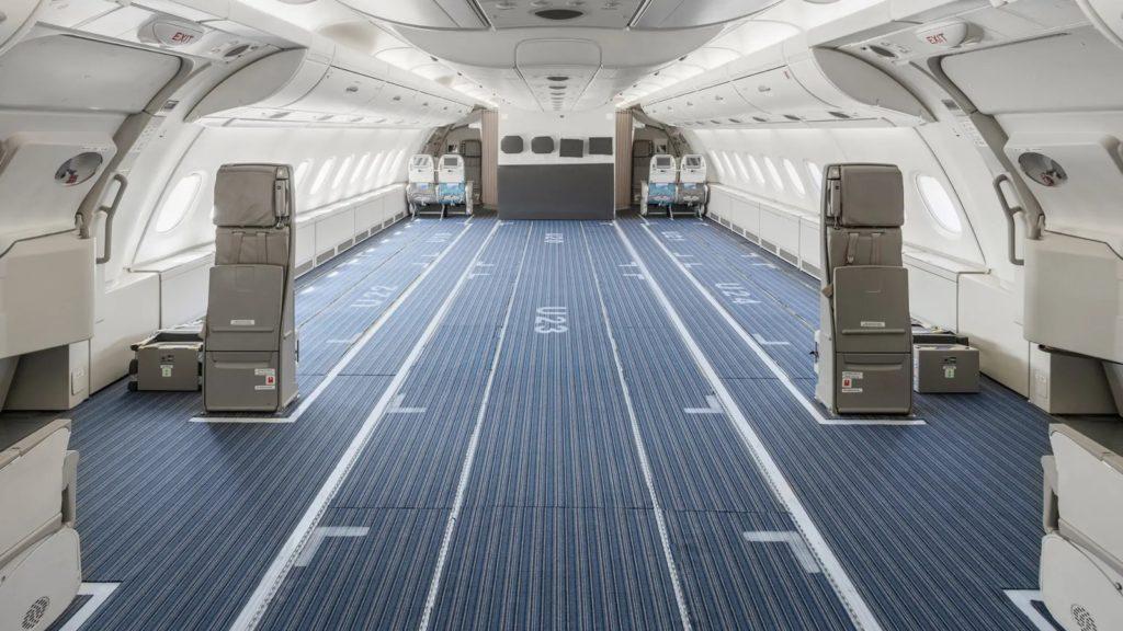 Hi Fly Cargo A380